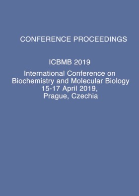 ICBMB 2019 International Conference on Biochemistry and Molecular